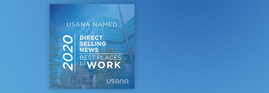 """USANA reconocida como """"mejor lugar para trabajar y principal generador de ingresos"""" por publicación líder en la industria"""