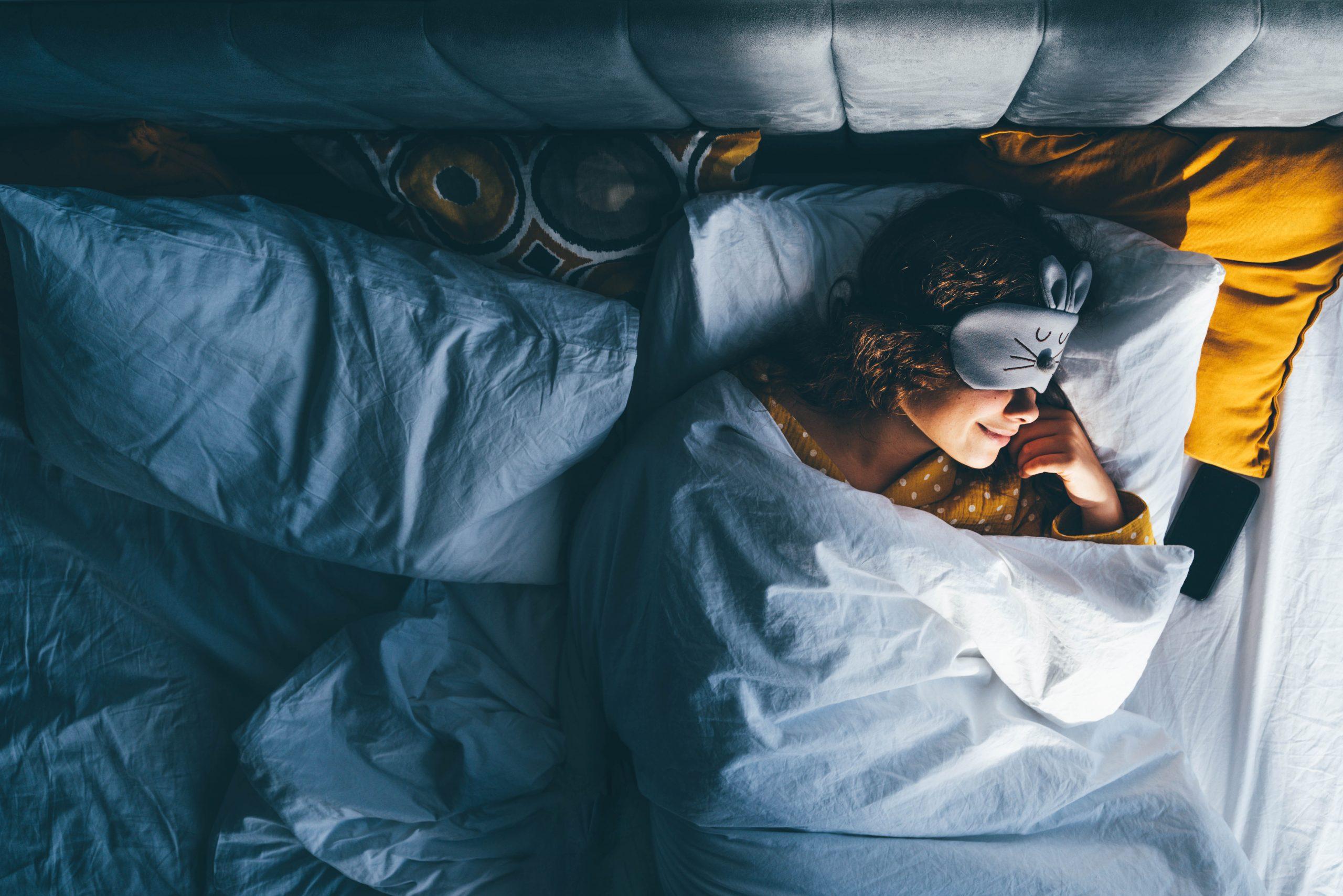 ¿Cansado de no descansar? Te dejamos algunos tips para mejorar tu sueño