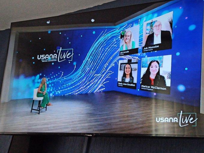 USANA Live 2021: Más que un espacio para el emprendimiento
